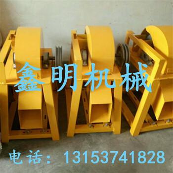 简阳电动中药削片机小型方便操作黄芪切片机切片削片蔬果机