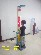 儿童身高体重坐高仪