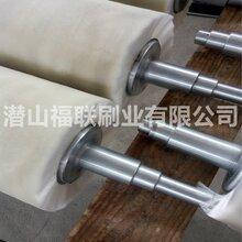 安徽毛刷厂家供应山东带钢酸洗线毛刷辊不锈钢退火酸洗线毛刷辊