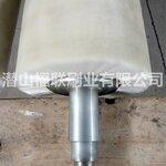 福联刷业供应山东钢板酸洗线毛刷辊不锈钢板退火酸洗线毛刷辊