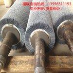 高密度纤维水泥板表面抛光碳化硅磨料丝毛刷辊生产厂家