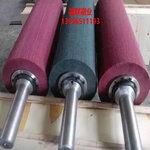 美国3M不织布研磨辊刷生产厂家钢板研磨不织布辊刷