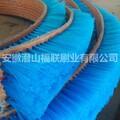 厂家定做皮革除尘皮带刷、人造板生产线皮带刷、定型机粒子皮带刷