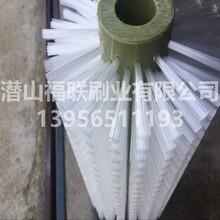 安徽毛刷辊生产厂家供应皮革表面抛光毛刷辊尼龙丝抛光辊