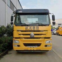 救援车厂家低价销售国六解放J6拖吊联体拖车/8吨一拖一道路清障车价格