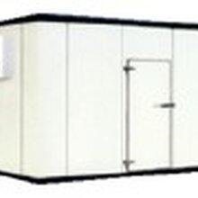 谷轮全封闭制冷压缩机ZB48KQ-TFD-558龙虾冷冻保鲜库安装图片