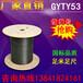 廠家直銷GYTY53-6芯單模地埋直埋重鎧光纜
