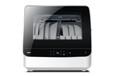Haier/海尔HTAW50STGB台式小海贝黑色家用洗碗机