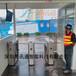 深圳周边包安装人行通道闸机工厂门禁考勤系统博讯通智能闸机厂家