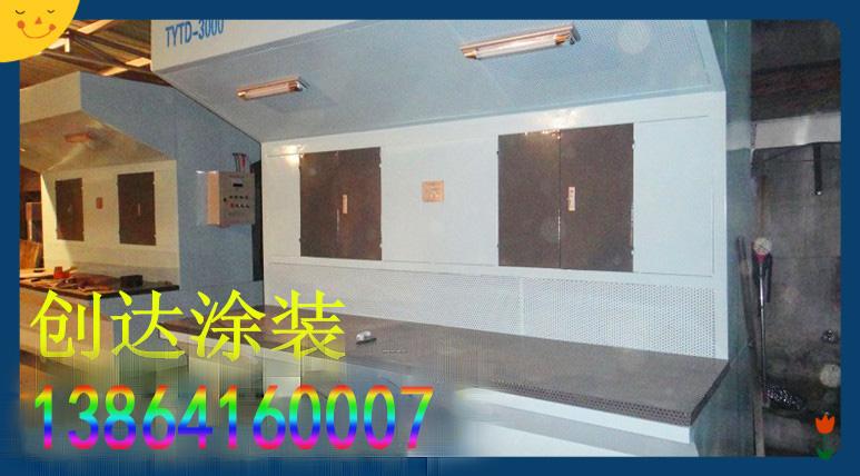 浙江台州农村房子外墙喷漆效果图