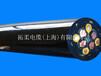 拓柔4X10+4X4垃圾抓斗电缆、特种电缆、抓斗机电缆、特种车辆用电缆