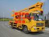 杭州海伦哲监控设备安装车出租,16米吊篮车出租