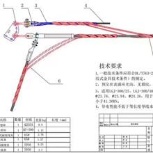 光纜導線安全備份線夾廠家圖片