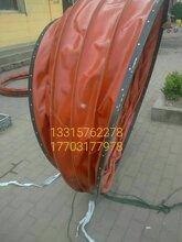 博泰定做耐酸碱防腐蚀软连接涂布机热风软连接