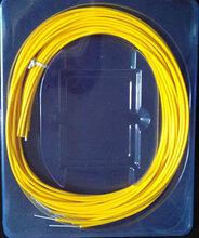 厂家供应单模-多模-光纤跳线吸塑包装盒单模光纤跳线吸塑包装盒图片