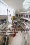 青岛24米室内高空作业平台蜘蛛车出租图片