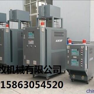 GMT片材生產線熱壓濕法加溫、模具油加溫機、導熱油加熱器圖片1