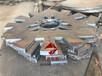 四川資陽Q345R鍋爐板切割40mm45mm異形件