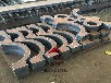 甘肃定西Q3245R锅炉板加工50mm55mm牌坊件