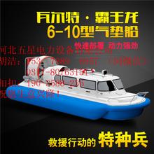气垫船为啥能频上热搜-防汛救灾气垫船-防汛抢险利器