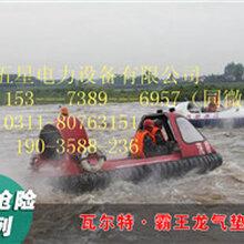 百闻不如一见--哈尔滨冰上走气垫船项目正式启动U气垫船详细简介