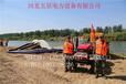 應急移動式排水泵車_防汛排澇泵車移動式抗洪搶險拖車