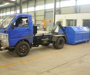 环卫设备厂家最新报价钩臂式垃圾车价格优势图片