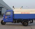 小型挂桶式垃圾车什么地方便宜山东济宁三石机械
