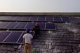舒兰家庭太阳能发电安装光伏发电光伏板厂家补贴