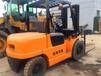 江苏出售二手叉车杭州5吨叉车合力5吨叉车门架举高4米高度