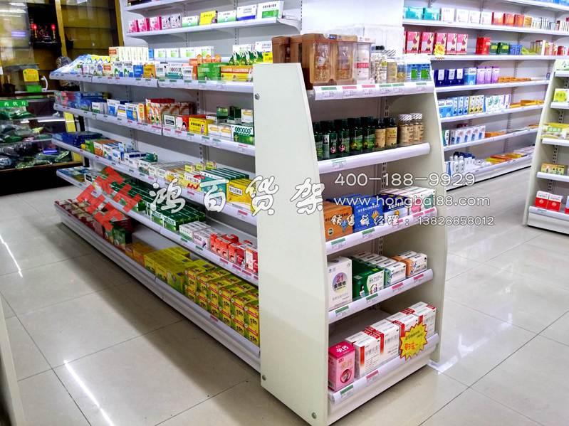 药店保健品该放哪些货架上