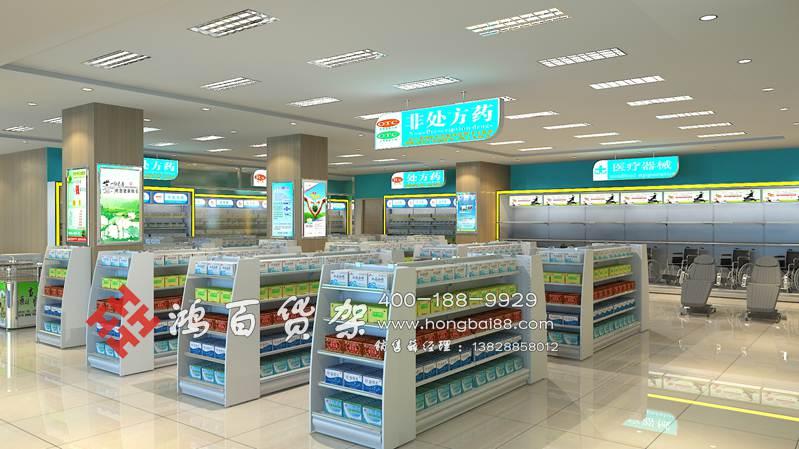 买药店货架应该注意哪些问题?