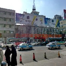 济南路供销商场西滨海公路处楼顶广告招商