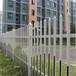 厂家定做大连塑钢围墙护栏/大连PVC别墅护栏质量好