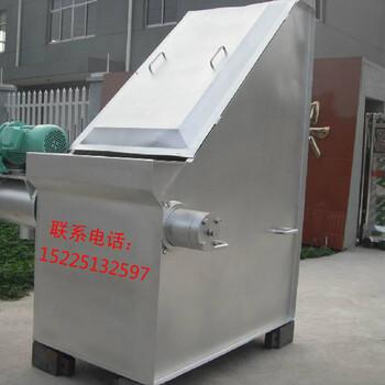 猪粪有机肥脱水机市场价格,批发多少钱一台