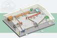 河北配置一套簡易的粉狀、顆粒小型有機肥生產線設備要多少錢?