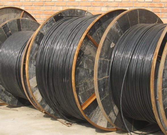 定州市铜电缆回收多少钱一吨