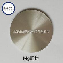 高纯镁靶材金属镁颗粒MgTarget金属溅射靶材图片