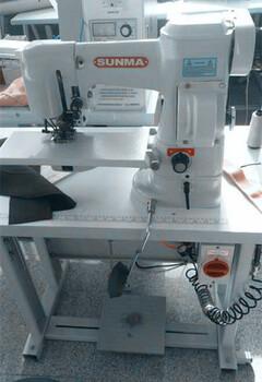 雙面呢暗縫機SK-360A羊絨大衣側縫縫紉機