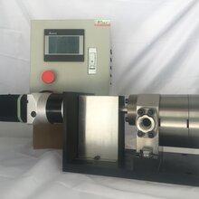 盟尼品牌钢化膜用齿轮计量泵F9000聚酰亚胺膜用计量泵图片