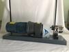 薄膜涂布生产用计量泵70CC齿轮计量泵
