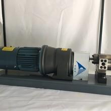 Mony品牌高粘度计量泵薄膜供料定量泵UV胶水输送计量泵