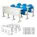 漳州多功能室课桌椅,阶梯室课桌椅生产厂家