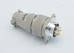 厂家直销新航空插头插座圆形连接器P28系列6芯、7芯、5芯16铝壳铜镀银