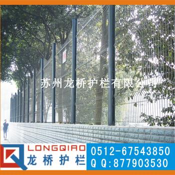 富阳厂区护栏网/钢丝网镀锌喷塑护栏网