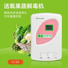 重庆地区会销赠品礼品首选臭氧洗菜机/多功能活氧解毒机