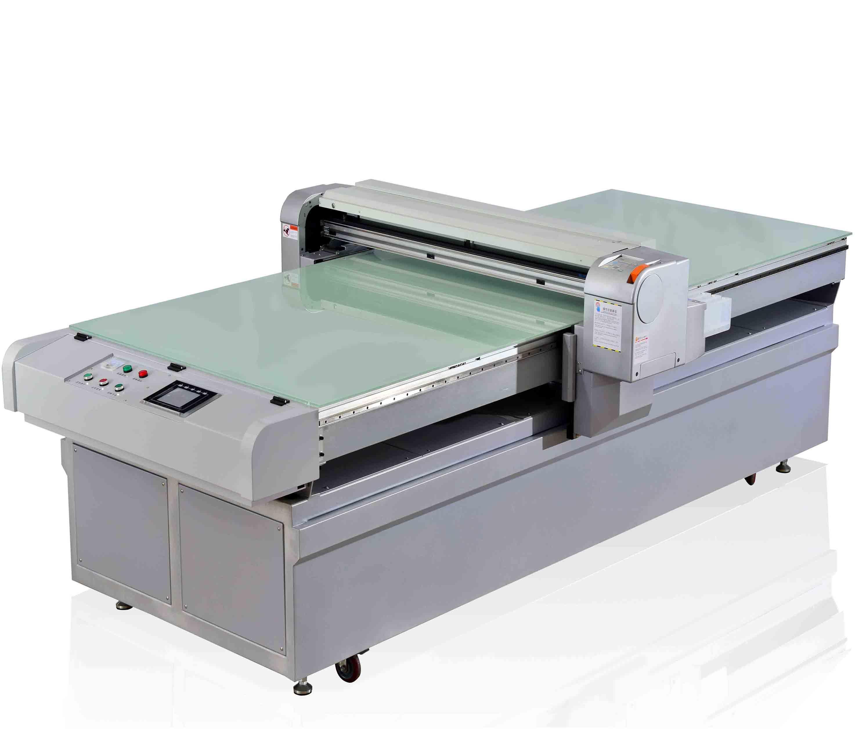 行业最新技术数码印花机武藤高速服装印花机棉麻T恤印花机