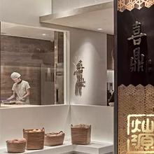 绝美中式餐厅装修,品味南宁中式餐厅装修韵味