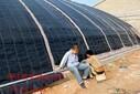 双梁日光温室设计建造规格通达供应建造