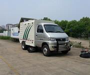 贵州东风纯电动扫路车图片